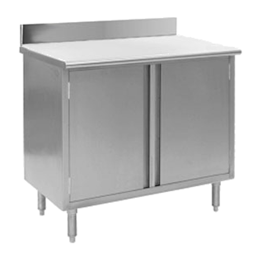 Eagle-Group-Cabinet-Base-Hinged-Doors-Work-Table Product Image 1254