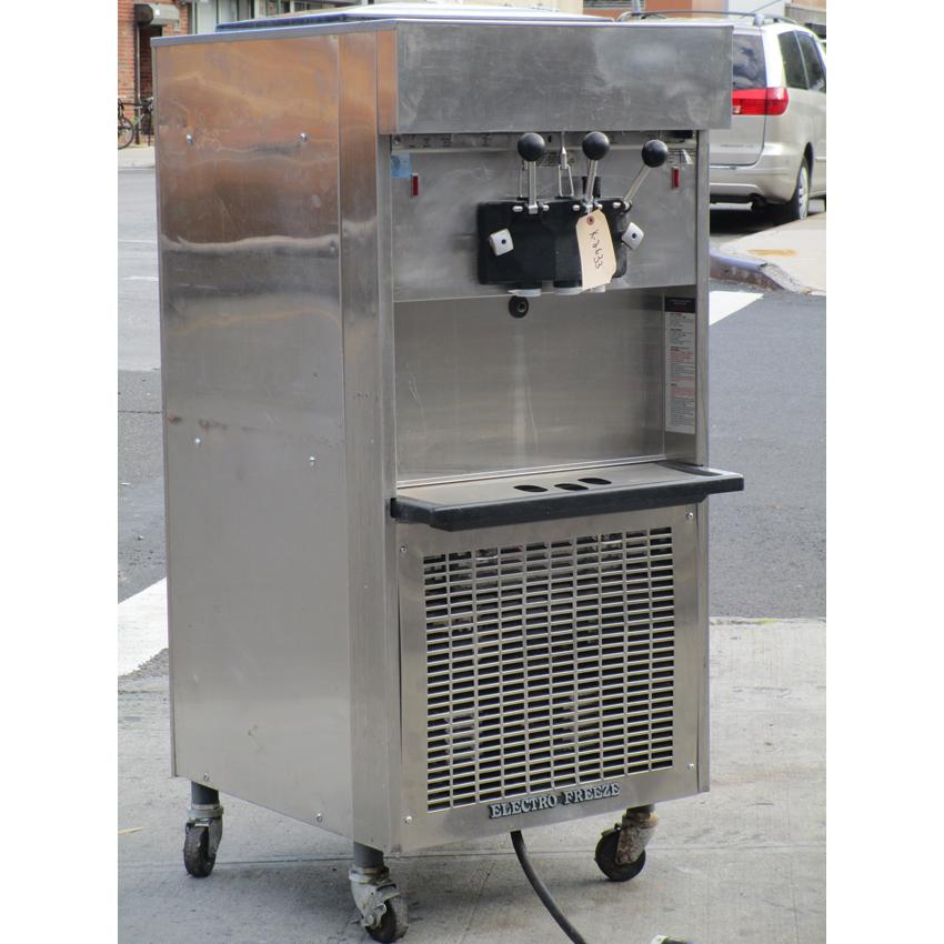 Electro Freeze Ice Cream Machine 66TF-C-232, Excellent Condition 66TF-C-232