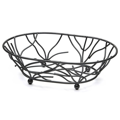 Elite-Global-Solutions-Wb-Oval-Metal-Wire-Basket Product Image 3417