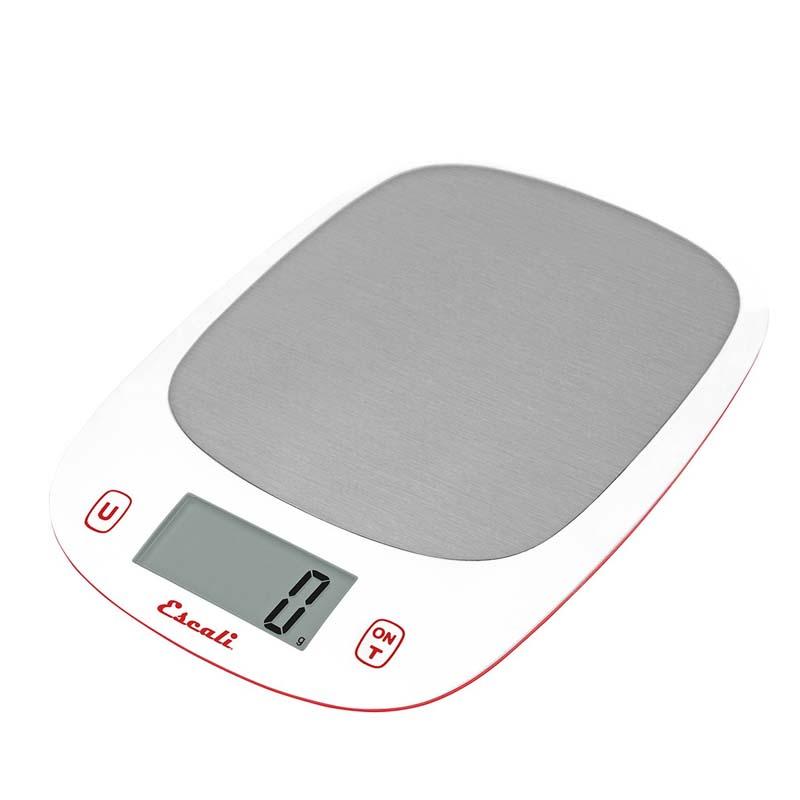 Escali Bela Digital Scale, 11 lb/ 5 kg