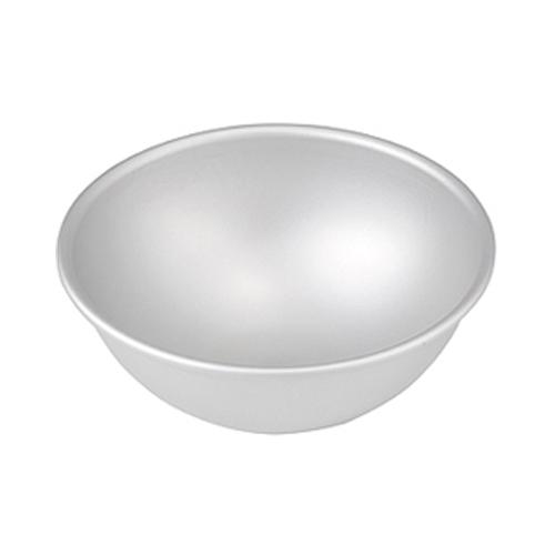 Fat Daddio's Aluminum Hemisphere Cake Pan - 1.5 Inch x .75 Inch Deep PHA-15