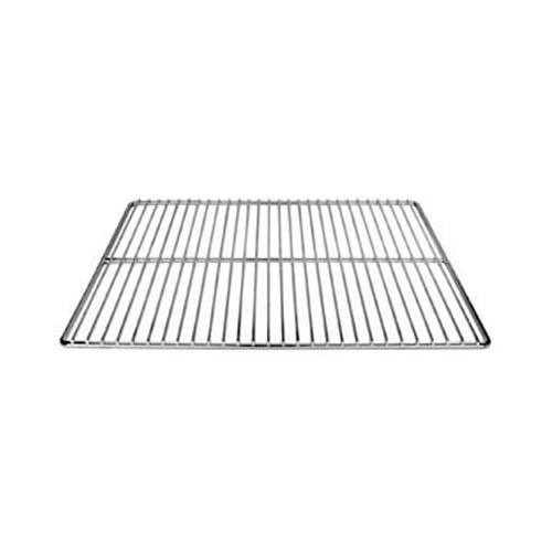 "FMP Wire Shelf, Zinc Plated - 25"" x 25"" 124-1060"