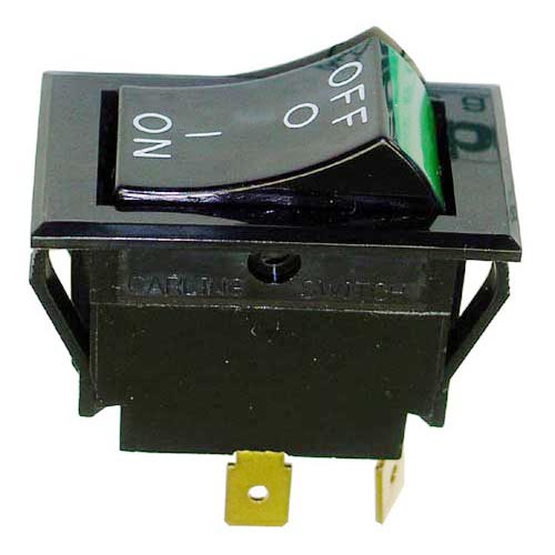 Frymaster OEM # 8073498, On/Off Melt Cycle Rocker Switch - 6A/125V, 3A/250V 42-1333
