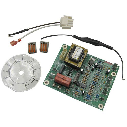 Info about Frymaster Oem Temperature Control Board v Product Photo