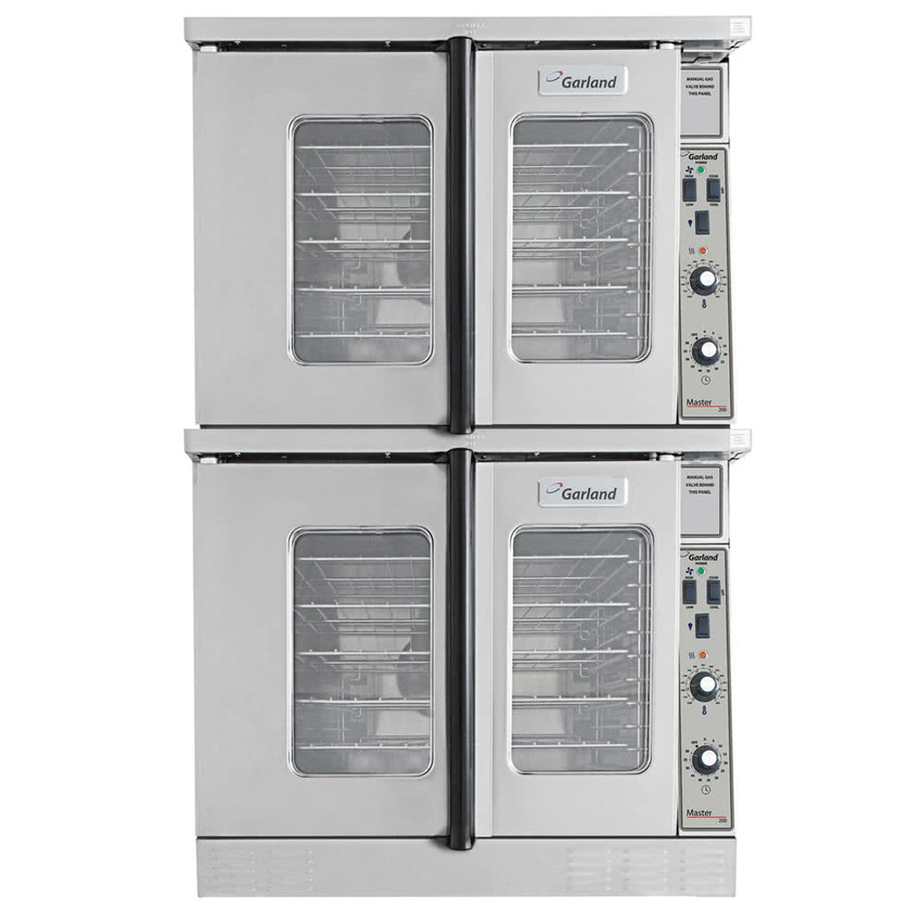 Garland-Double-Deck-Full-Size-Natural-Gas-Convection-Oven-Btu Product Image 142