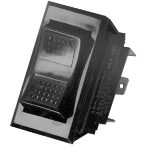 Garland OEM # 1729100, On/Off/On Lighted Rocker Switch - 15A, 125/277V 1729100