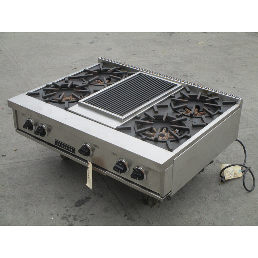 Garland-Countertop-Stove-Great-Condition Product Image 1290