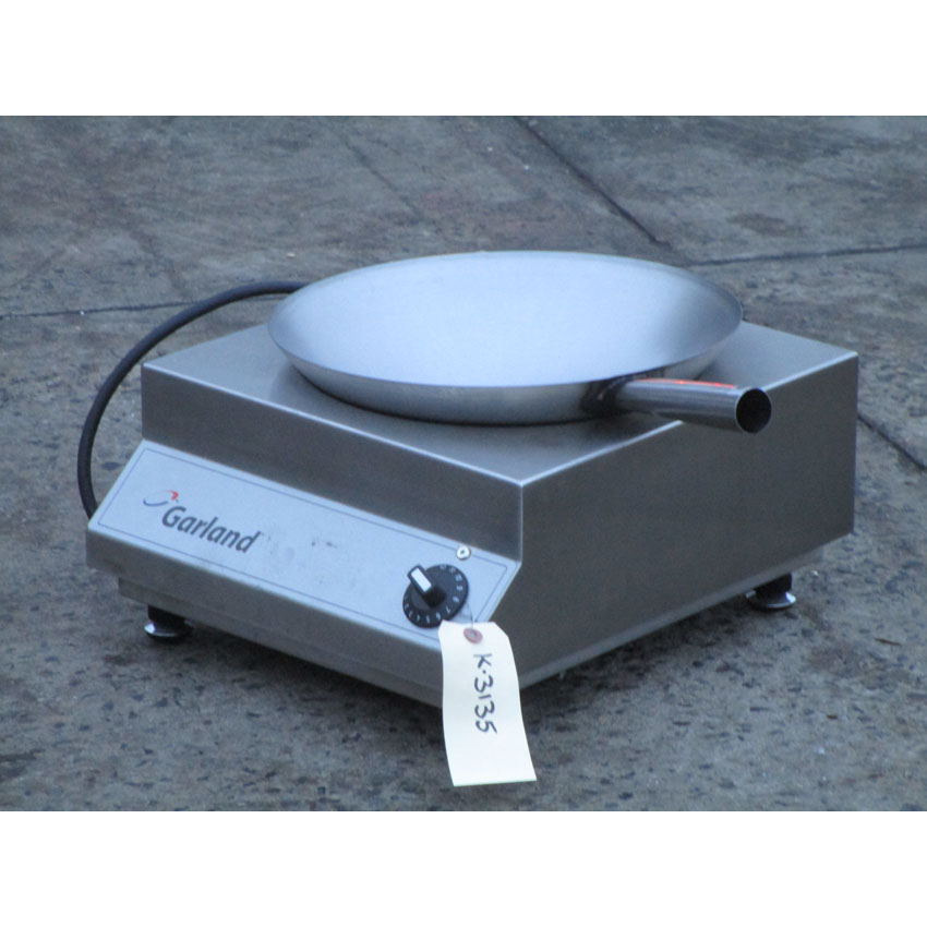 Garland-Countertop-Induction-Wok-Range-Demo-Condition Product Image 1289