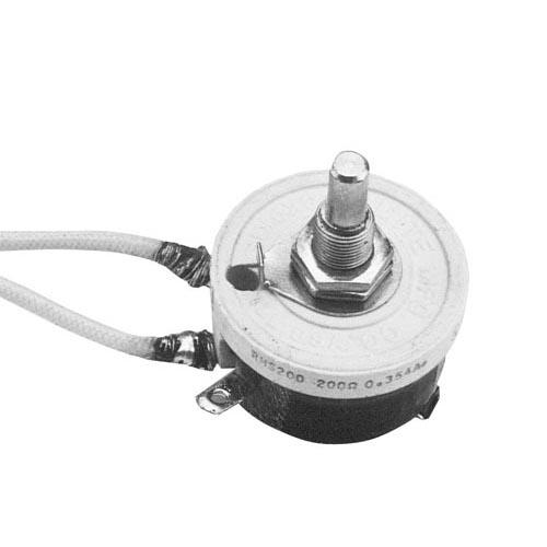 Hatco OEM # R02.13.111.00, 150-200 OHM Speed Control Rheostat - 208/240V 42-1582