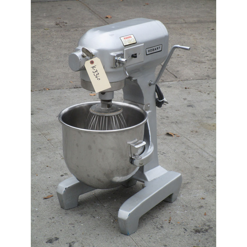Hobart-Quart-Mixer-Model-Great-Condition Product Image 793