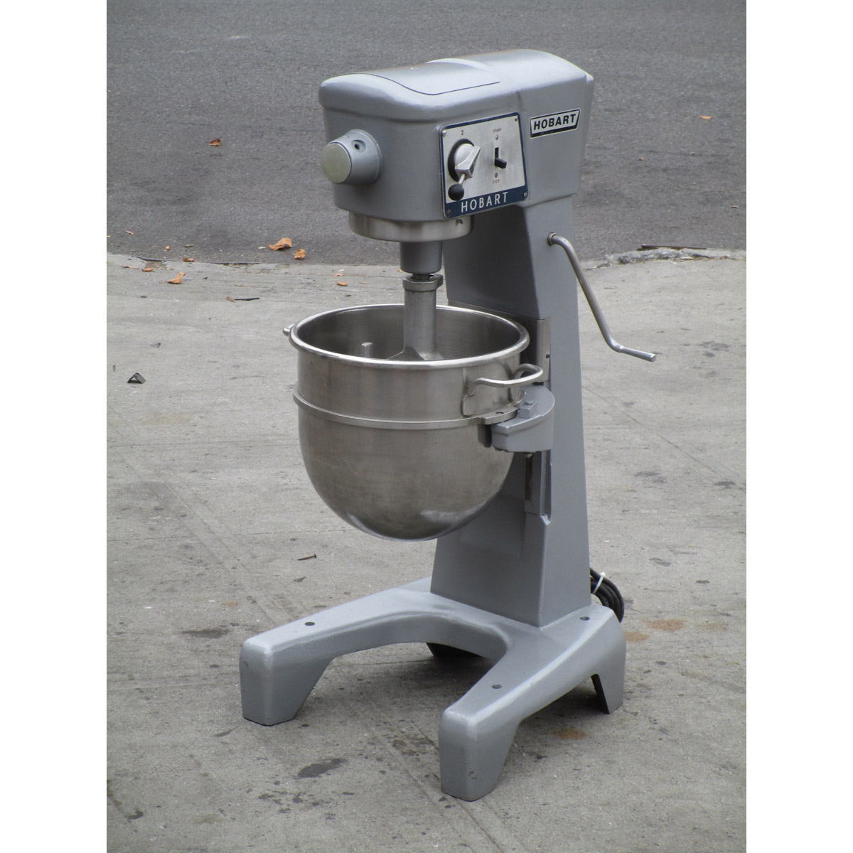 Hobart-Quart-Mixer-Great-Condition Product Image 770