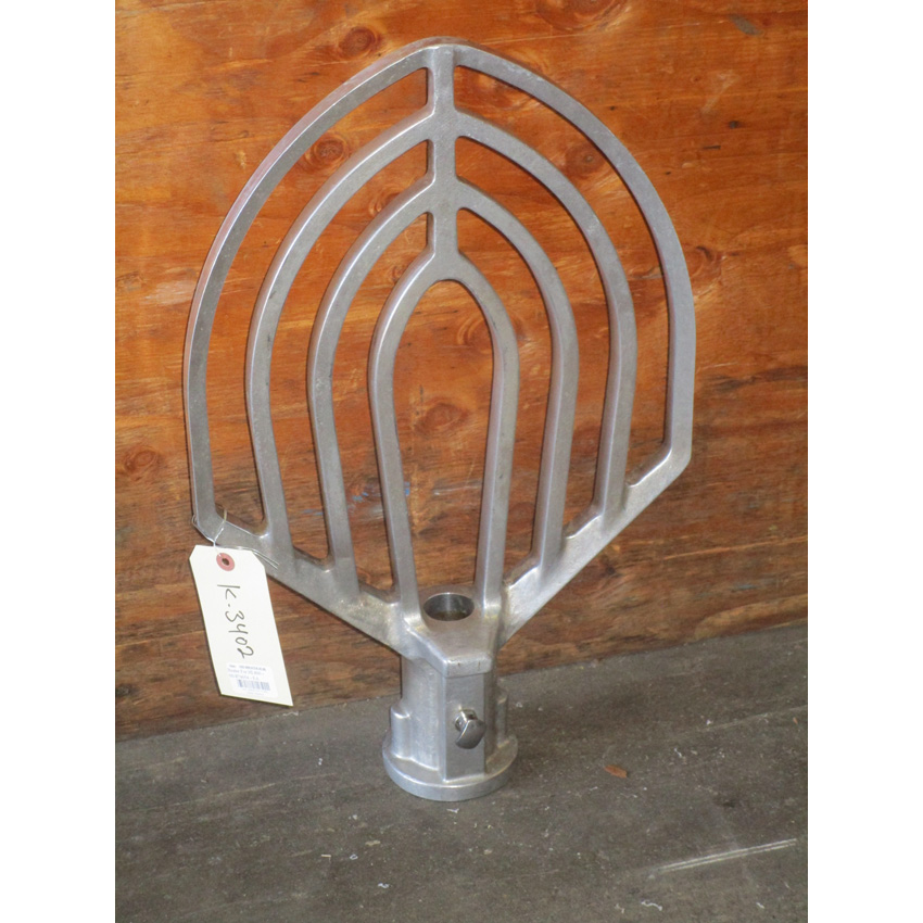 Hobart-Legacy-Aluminum-Flat-Beater-Hl-Excellent-Condition Product Image 3640