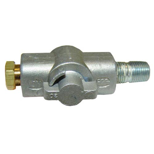 "Keating OEM # 004234 / P15427L, Pilot Gas Valve; 1/8"" NPT Gas In; 1/4"" CCT Gas Out 004234 / P15427L"
