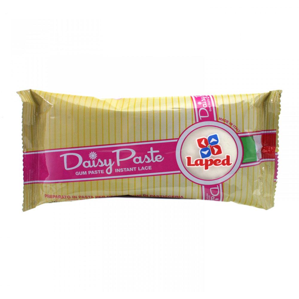 Laped White Daisy Gum Paste
