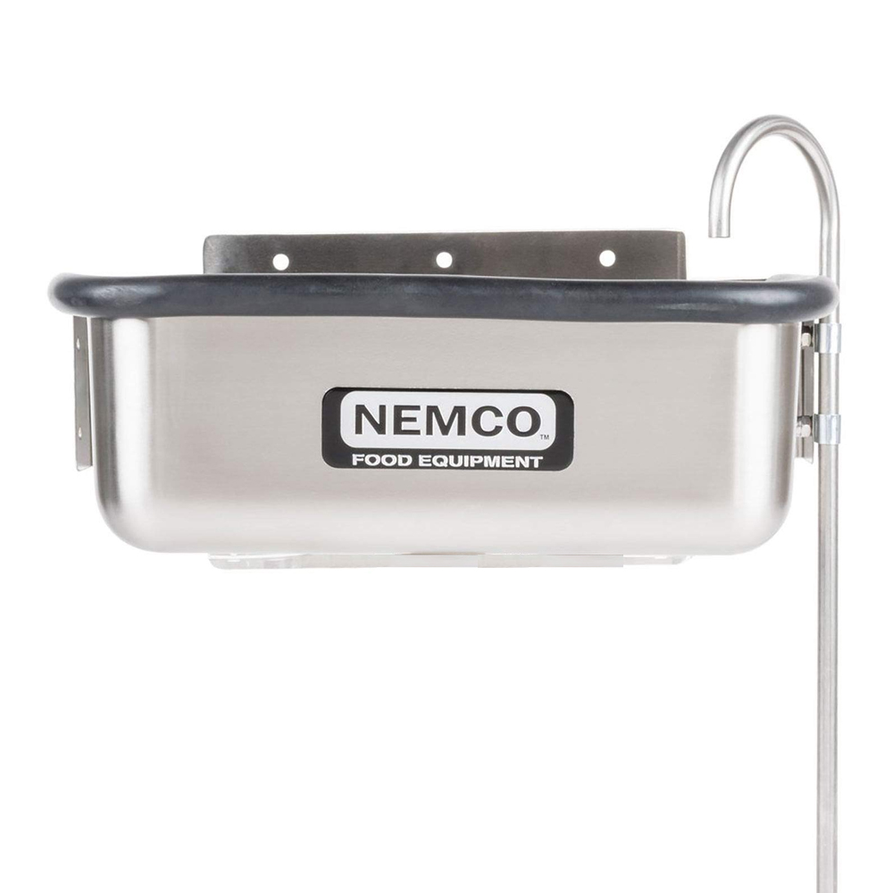 Nemco-Ice-Cream-Dipper-Well-Faucet-Set Product Image 1603