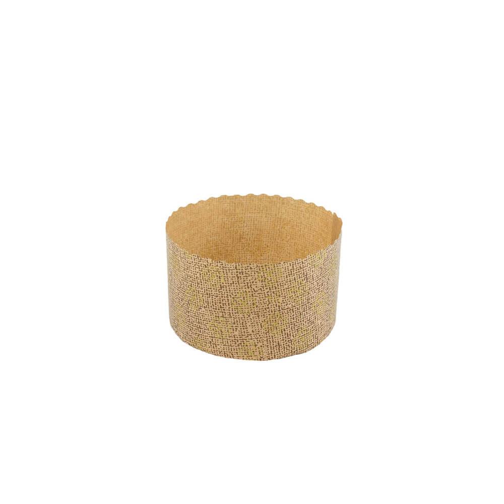 Novacart Panettone Disposable Paper Baking Mold 3 1 2
