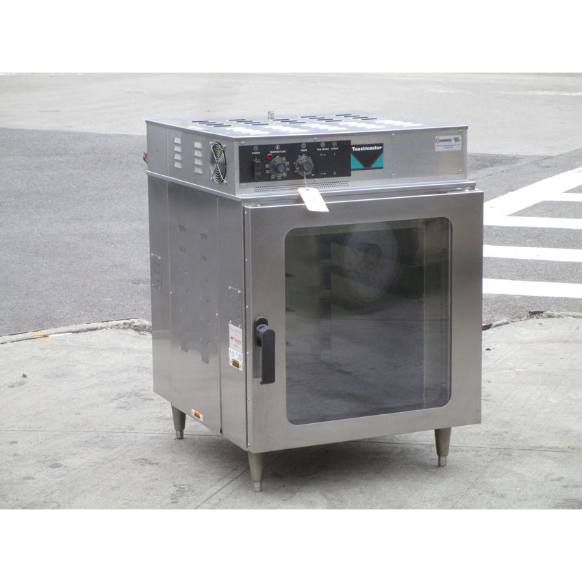 Nu-Vu-Air-Electric-Convection-Oven-Fits-Five-Pans-Great-Condition Product Image 889