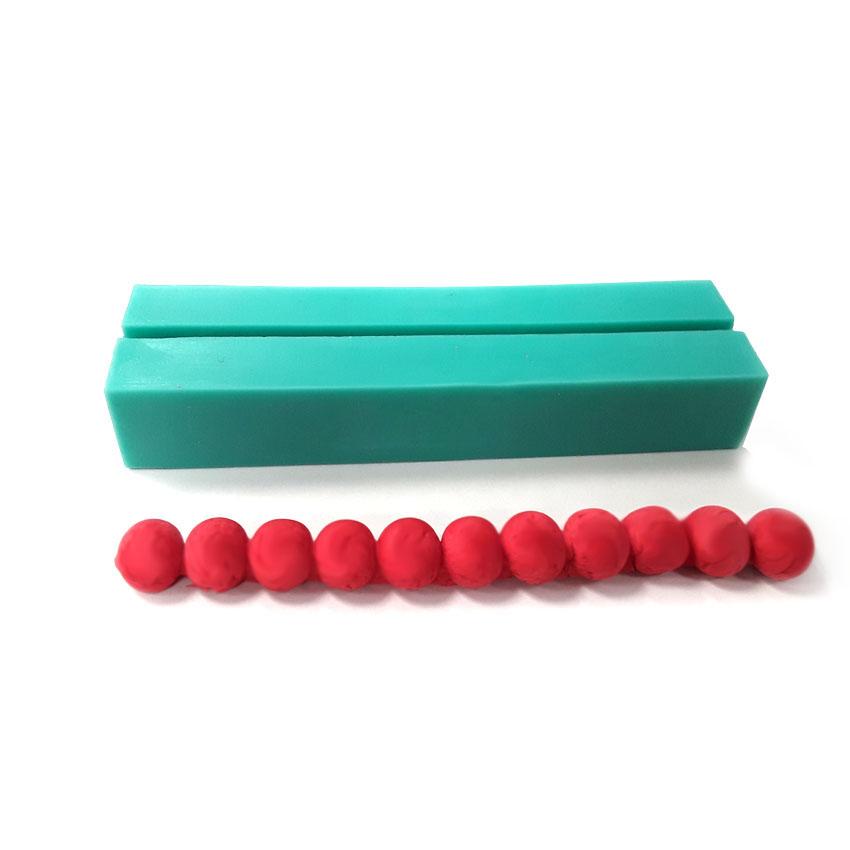 O'Creme Silicone Bead Mold - Choose Bead-Cavity Size Ocreme