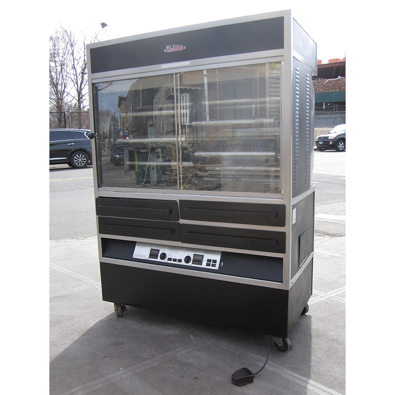 Old-Hickory-Gas-Rotisserie-Very-Good-Condition Product Image 304