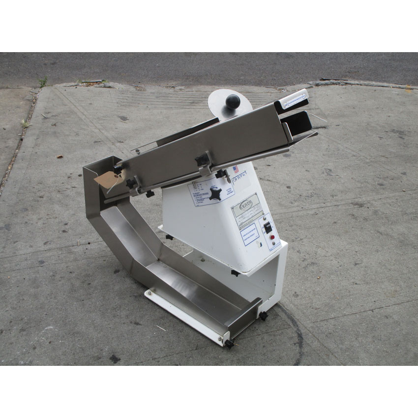 Oliver-Bagel-Slicer-Return-Slide-Excellent-Condition Product Image 1320