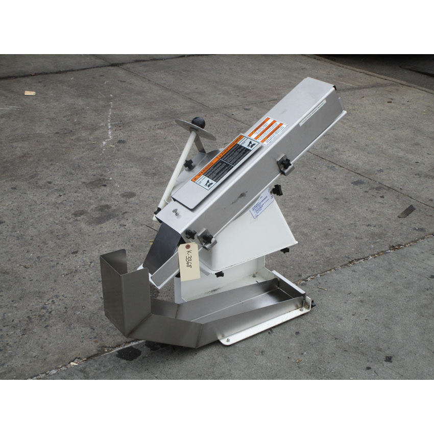 Oliver-Bagel-Slicer-Return-Slide-Very-Good-Condition Product Image 1317