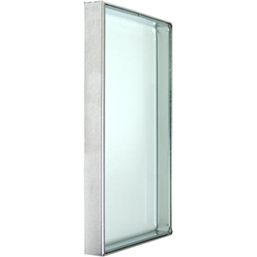 "Oven Door Glass - 11 1/8"" x 19 1/8"" x 1 5/8"" 28-1142"
