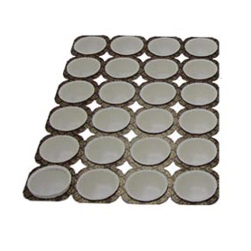 Paper Muffin Baking Tray 3.5 Oz, 24 Cavities MT424