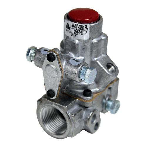 """Pilot Safety Valve; Natural Gas / Liquid Propane; 3/4"""" Gas In/Out; 1/8"""" Pilot Out 52-1136"""