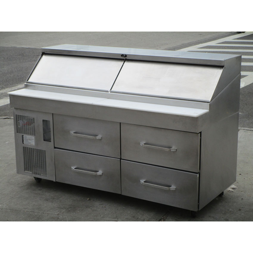 Randell-Refrigerator-Prep-Table-Excellent-Condition Product Image 1100