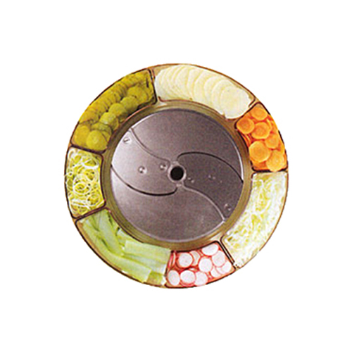 "Robot Coupe 2 mm (5/64"") Waved slicing disc for CL50 27068"