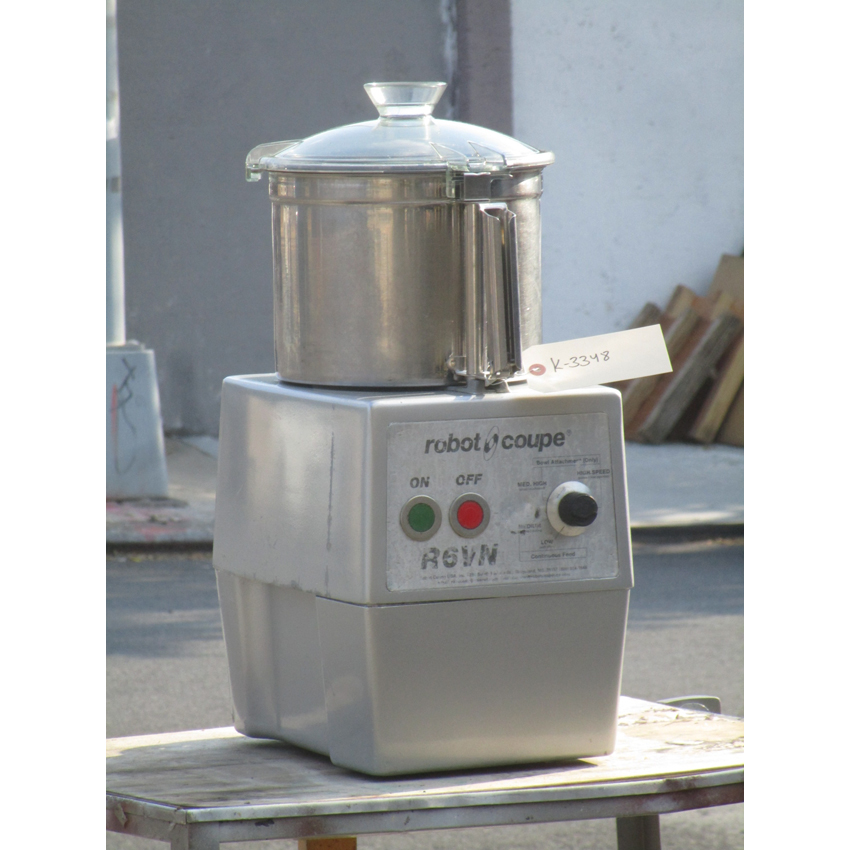 Robot-Coupe-Model-Variable-Speed-Food-Processor-Excellent Product Image 1277
