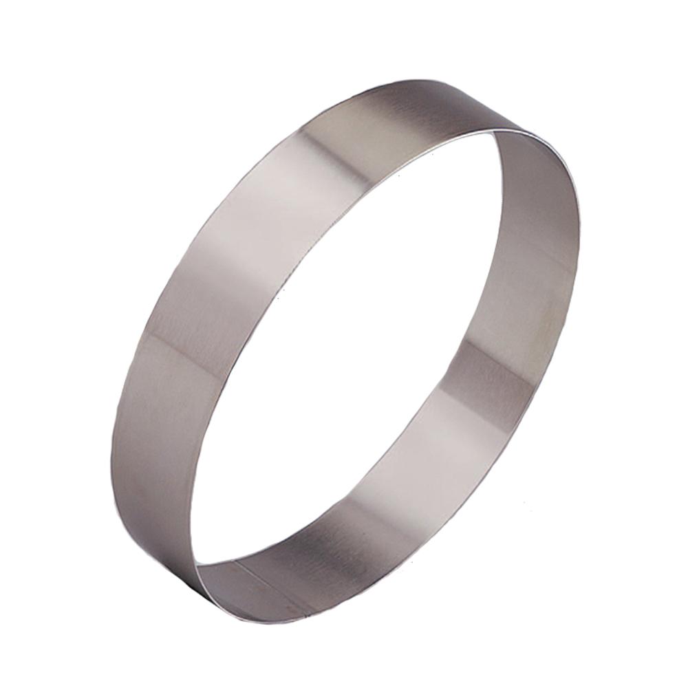 "Big Acier Inoxydable tangon Ring 2 3//4/"""