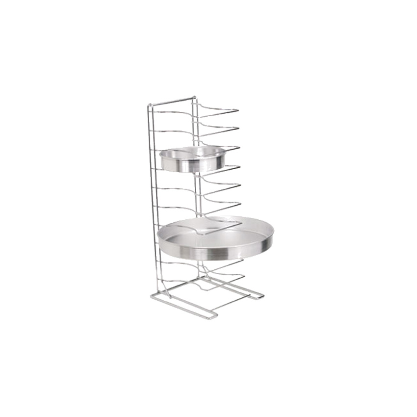 Case of 2 Royal Industries Pizza Pan Rack with 11 Shelves