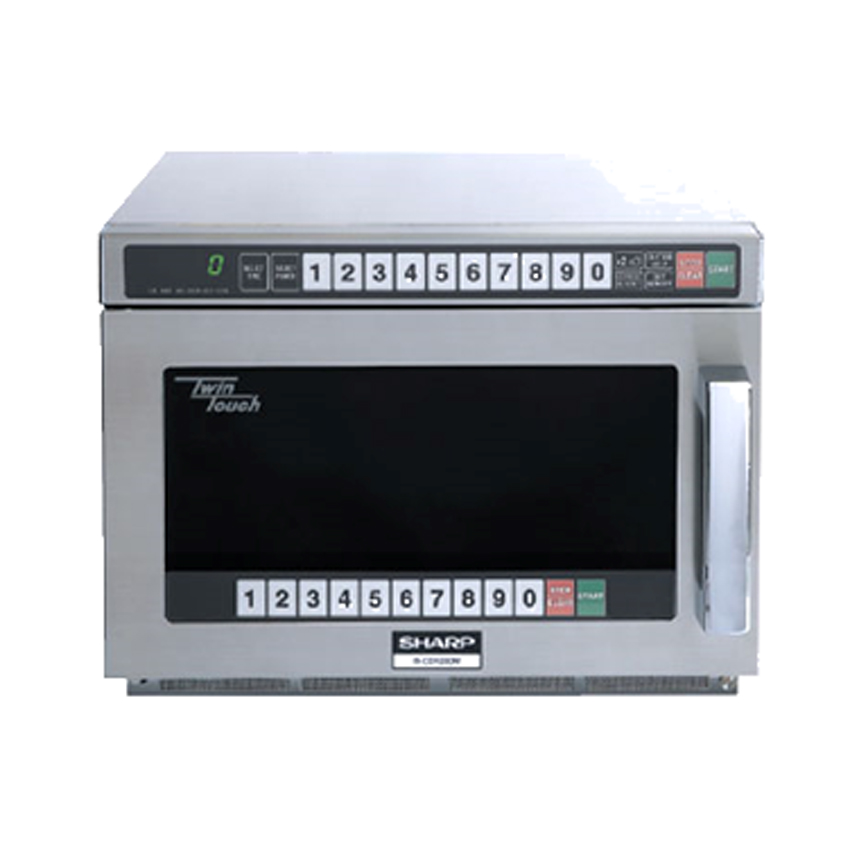 Sharp-Heavy-Duty-Compact-Commercial-Microwave-Oven Product Image 1300