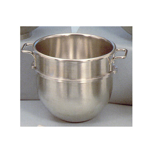 Learn more about Stainless Steel Mixing Bowl qt Hobart qt Mixer Product Photo