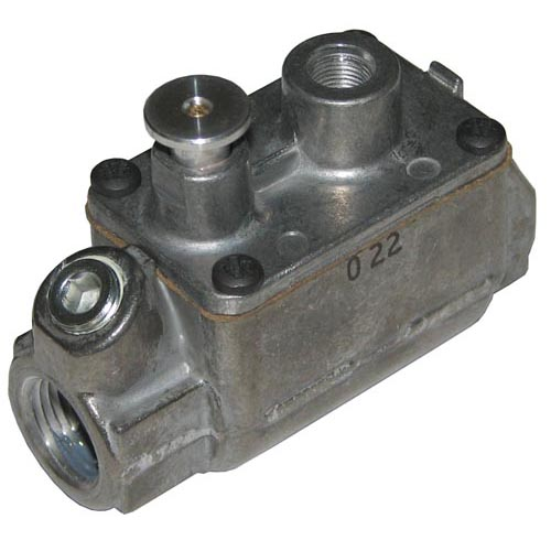 "Star Mfg OEM # 2J-Z4607 / 2JZ4607, Gas Pilot Safety Valve; Natural Gas / Liquid Propane; 3/8"" Gas In / Out; 1/8"" Pilot Out 2J-Z4607 / 2JZ4607"