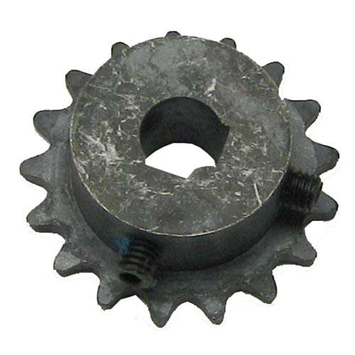 """Star Mfg OEM # 2P-Z8317, Motor Sprocket - 17 Teeth, 3/8"""" hole, 1 1/2"""" Diameter 2P-Z8317"""