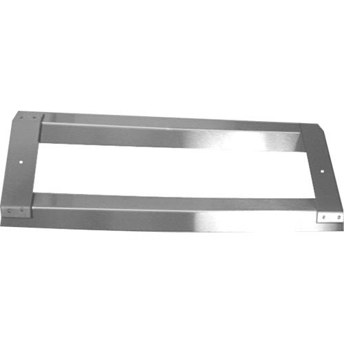 "Star mfg OEM # H3-624086, 16 1/4"" x 6 1/4"" Stainless Steel 4-Sided Burner Guard  26-2114"