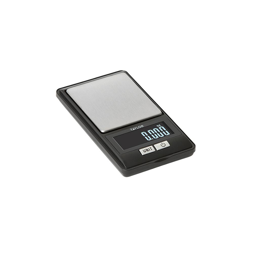 Taylor Precision 1250BKT Diet Digital Kitchen Scale