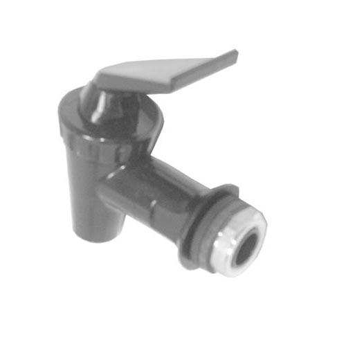Tomlinson (Frontier/Glenray) OEM # 1000278 / MSBH, Black Medium Faucet 1000278 / MSBH