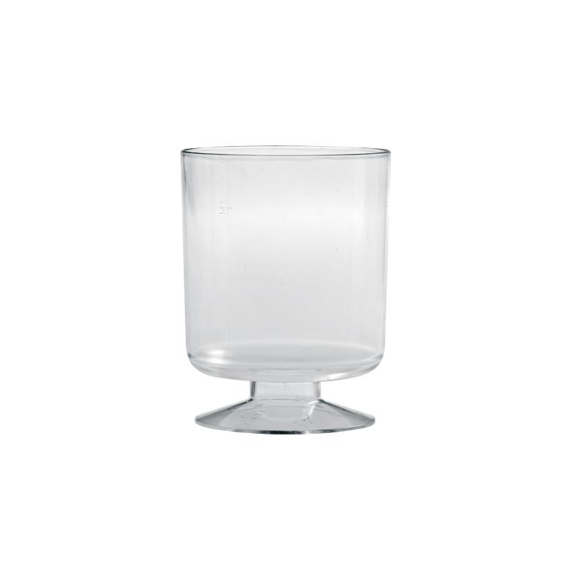 "Martellato Transparent Dessert Cup 3.0"" Dia. x 3.3"" High, 150ml (5 oz.) PMOCO007"