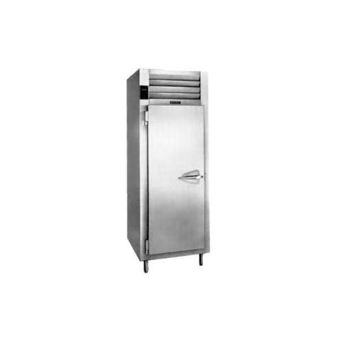 Traulsen Cu Ft One Section Reach Refrigerator Specification Line Product Photo