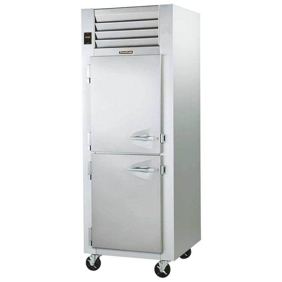 Traulsen-Half-Door-Reach-Refrigerator-Left-Hinged-Doors Product Image 706