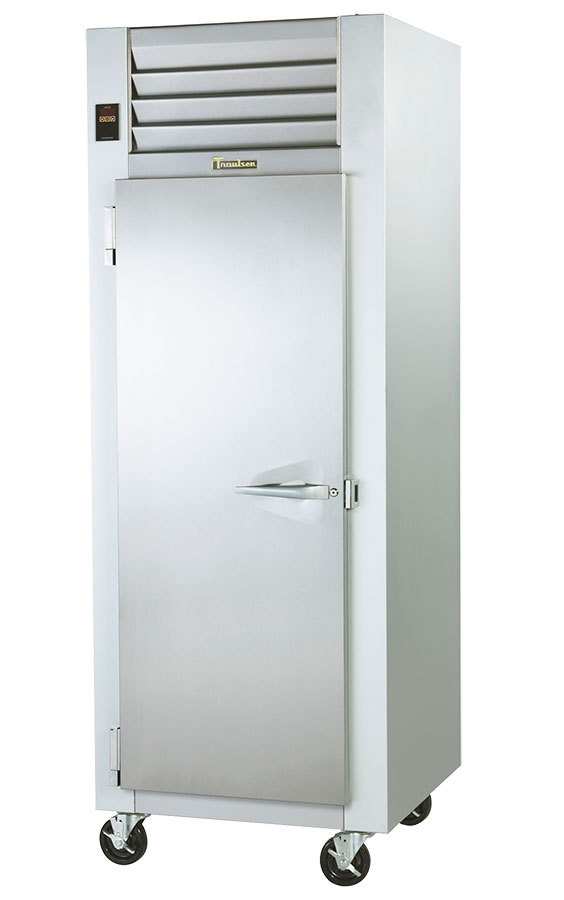 Traulsen-Door-Top-Mounted-Reach-Refrigerator-Left-Hinged-Door Product Image 741