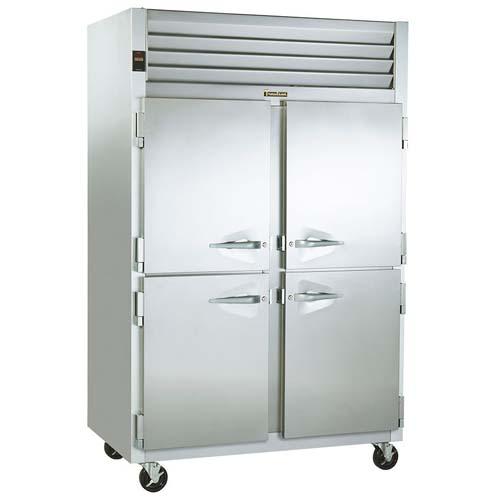Traulsen-Section-Half-Door-Reach-Freezer-Left-Right-Hinged-Doors Product Image 471