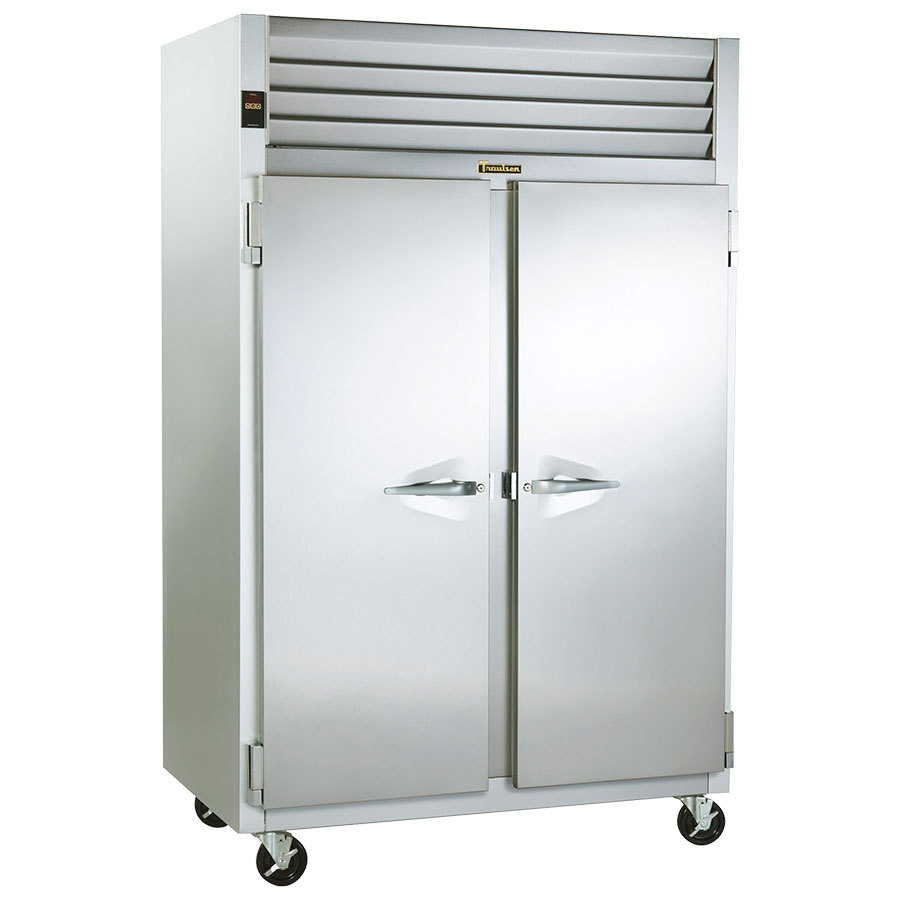 Traulsen-Series-Two-Section-Solid-Door-Reach-Freezer Product Image 495