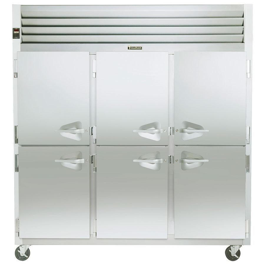 Traulsen-Section-Half-Door-Reach-Refrigerator-Left Product Image 413