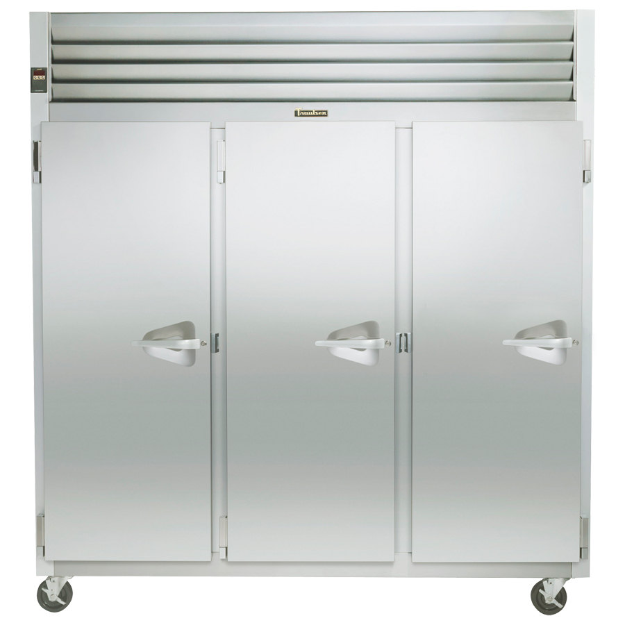 Traulsen-Series-Three-Section-Solid-Door-Reach-Freezer Product Image 328
