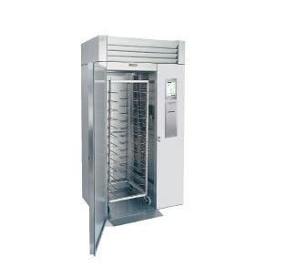Purchase Traulsen Spec Line Single Rack Roll Blast Chiller Left Hinged Door Product Photo