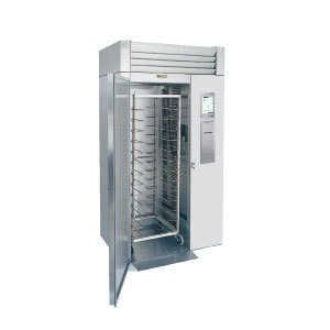 Purchase Traulsen Spec Line Single Rack Roll Through Blast Chiller Left Hinged Doors Product Photo